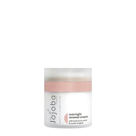 The Jojoba Company Overnight Renewal Cream