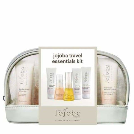 The Jojoba Company Jojoba Travel Essentials Kit