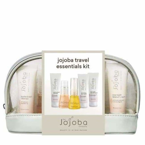 The Jojoba Company Jojoba Travel Essentials Kit - Pack