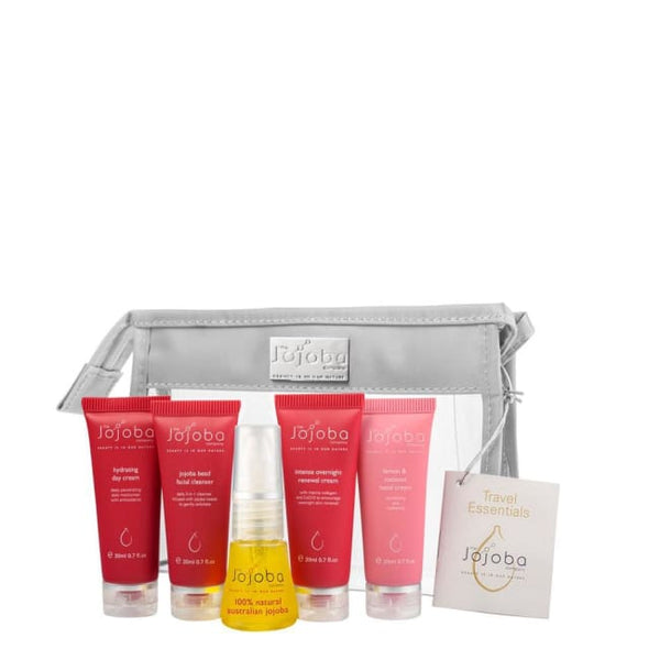 The Jojoba Company Travel Essentials Pack - Pack
