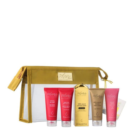 The Jojoba Company Indulgent Body Pack - Limited Edition