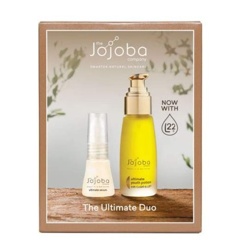 The Jojoba Company Ultimate Duo - Oil