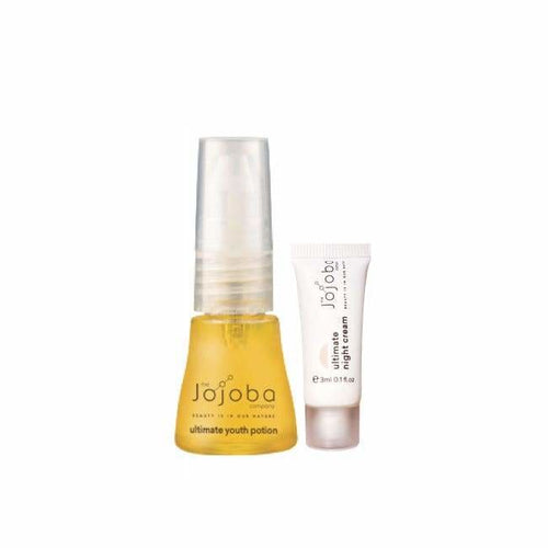 The Jojoba Company Ultimate Duo - Gift - Oil