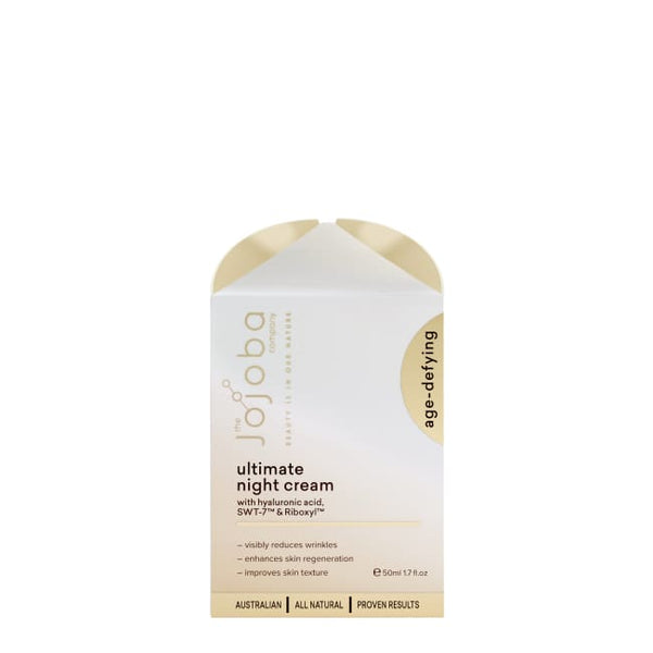 The Jojoba Company Ultimate Night Cream - Night Cream