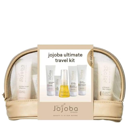 The Jojoba Company Jojoba Ultimate Travel Kit - Pack