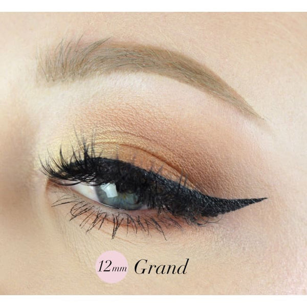 The Quick Flick Intense Black Grand- 12mm - Eye Liner