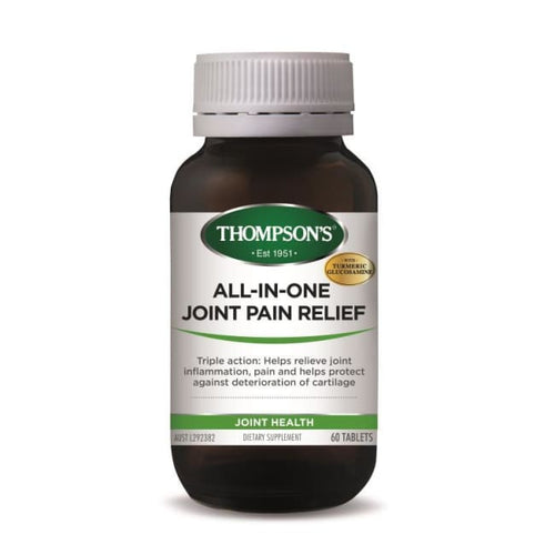 Thompson's All-in-One Joint Pain Relief - Supplement