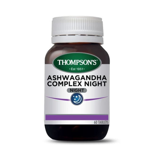 Thompson's Ashwagandha Complex Night - Supplement