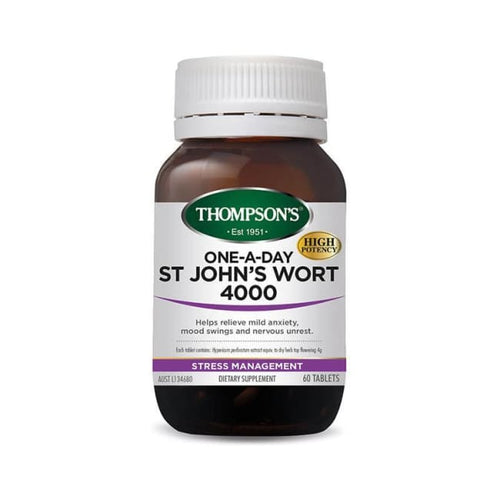 Thompson's One-A-Day St Johns Wort 4000 - Supplement