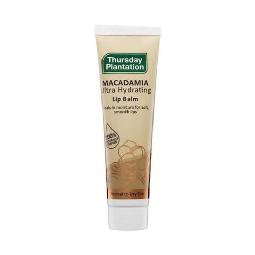 Thursday Plantation Macadamia Ultra Hydrating Lip Balm - Lip Balm