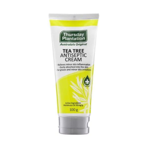 Thursday Plantation Tea Tree Antiseptic Cream - Antiseptic