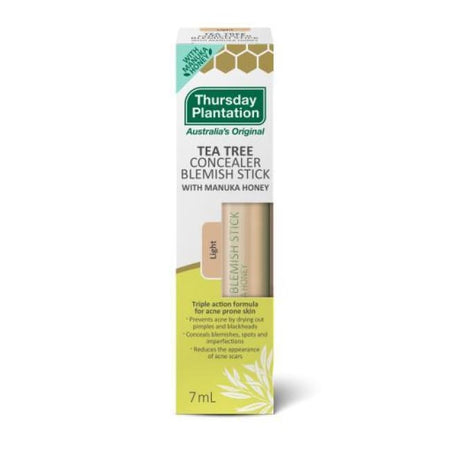 Thursday Plantation Tea Tree Concealer Blemish Stick - Light