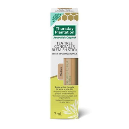 Thursday Plantation Tea Tree Concealer Blemish Stick - Medium