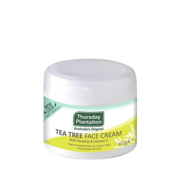 Thursday Plantation Tea Tree Face Cream - Moisturiser