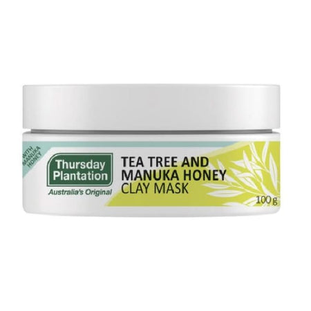 Thursday Plantation Tea Tree Manuka Honey Clay Mask