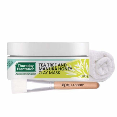 Thursday Plantation Tea Tree Manuka Honey Clay Mask Pack