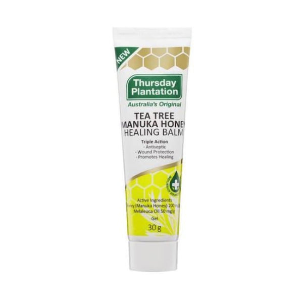 Thursday Plantation Tea Tree & Manuka Honey Healing Balm - Antiseptic