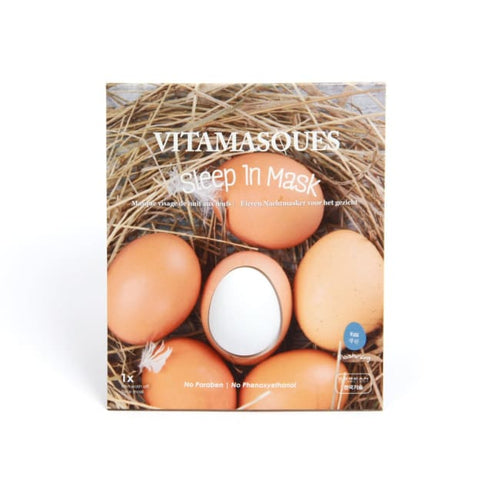 VITAMASQUES Egg Sleep In Mask - Mask