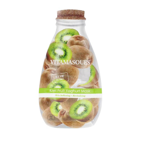 VITAMASQUES Kiwi Fruit Yoghurt Mask - Mask