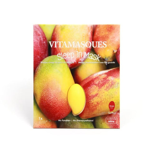 VITAMASQUES Mango Sleep In Mask - Mask