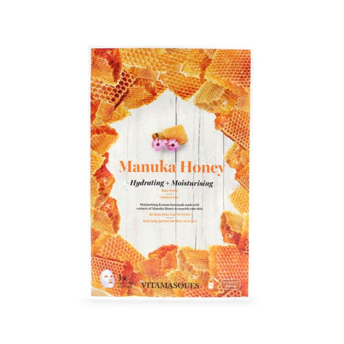 VITAMASQUES Manuka Honey Sheet Mask - Mask