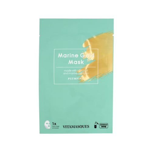 VITAMASQUES Marine Gold Sheet Mask - Mask