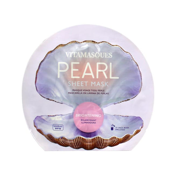 VITAMASQUES Pearl Sheet Mask - Mask