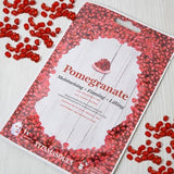 VITAMASQUES Pomegranate Sheet Masks Multipack - Mask