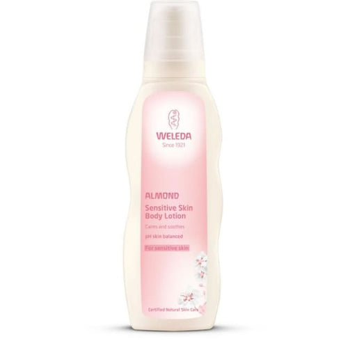 Weleda Almond Sensitive Skin Body Lotion - Body Lotion
