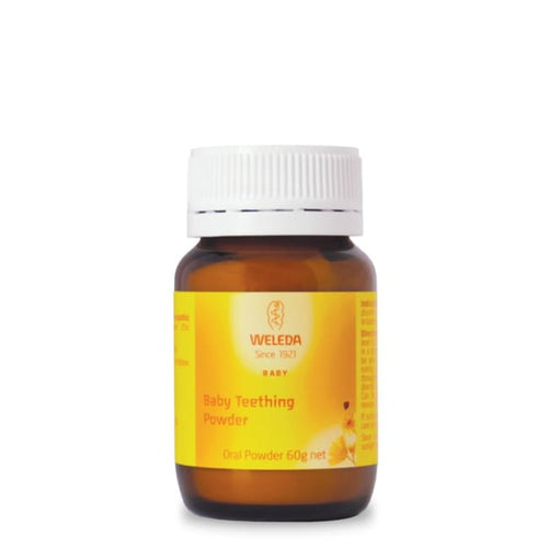Weleda Baby Teething Powder - Body Lotion