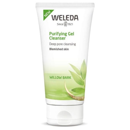 Weleda Blemished Skin Purifying Gel Cleanser