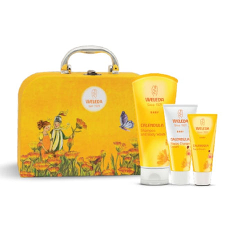 Weleda Calendula Essentials Pack
