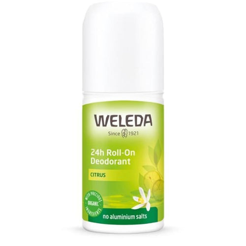 Weleda Citrus 24h Roll-On Deodorant - Deodorant