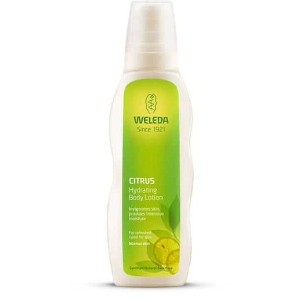 Weleda Citrus Hydrating Body Lotion - Body Lotion