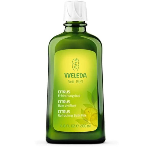 Weleda Citrus Refreshing Bath Milk - Bath Milk
