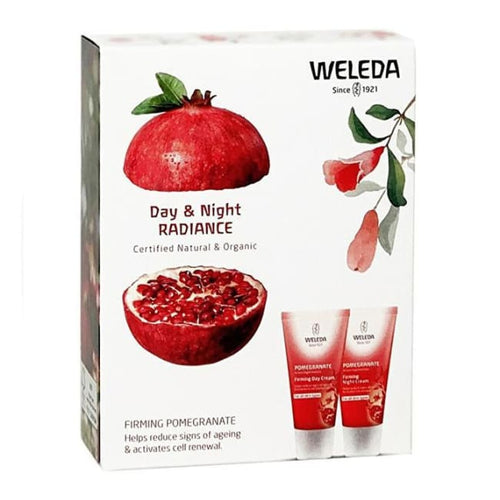 Weleda Day & Night Radiance Pack - Pack