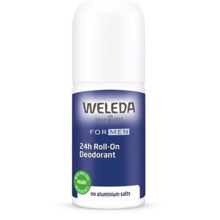 Weleda For Men 24h Roll-On Deodorant