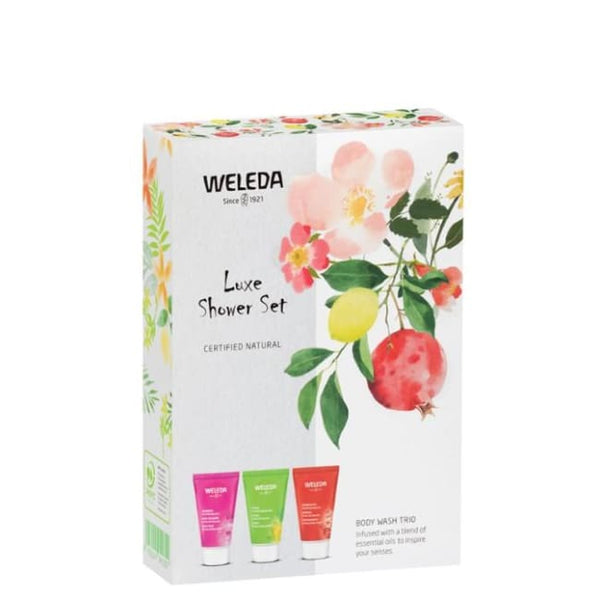 Weleda Luxe Shower Set - Body Wash Pack - Pack