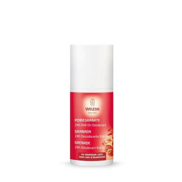 Weleda Pomegranate 24h Roll-On Deodorant - Deodorant
