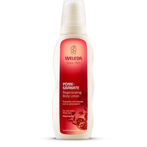 Weleda Pomegranate Regenerating Body Lotion - Body Lotion