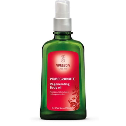 Weleda Pomegranate Regenerating Body Oil - Body Oil