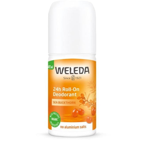 Weleda Sea Buckthorn 24h Roll-On Deodorant - Deodorant