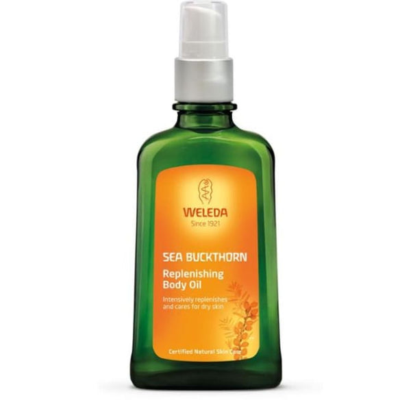 Weleda Sea Buckthorn Body Oil - Body Oil
