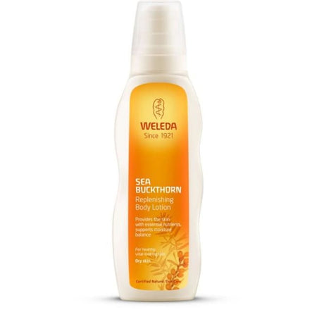 Weleda Sea Buckthorn Replenishing Body Lotion