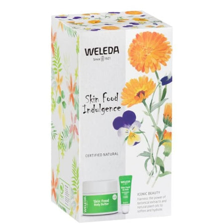 Weleda Skin Food Indulgence Pack