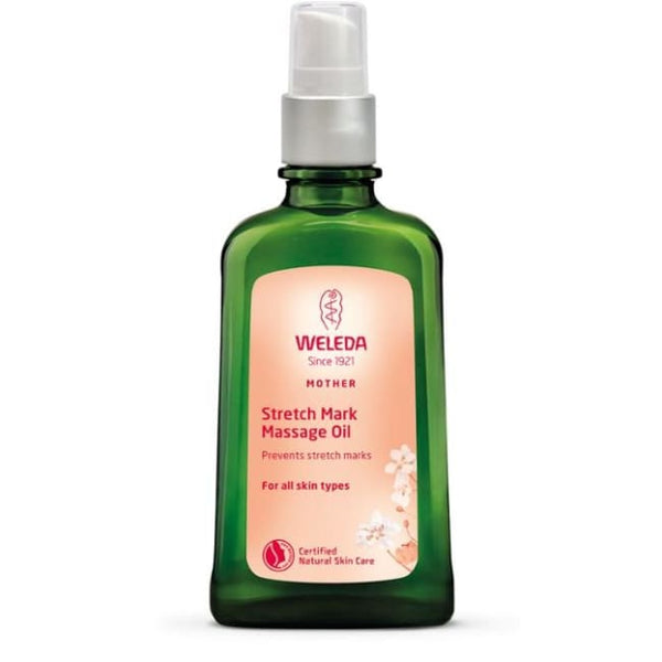 Weleda Stretch Mark Massage Oil - Massage Oil