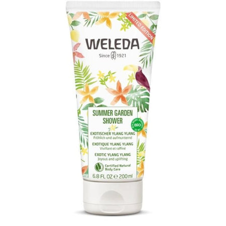 Weleda Summer Garden Body Wash - Limited Edition