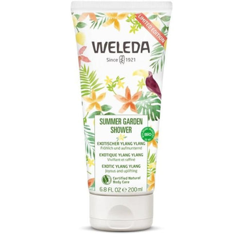 Weleda Summer Garden Body Wash - Limited Edition - Body Wash