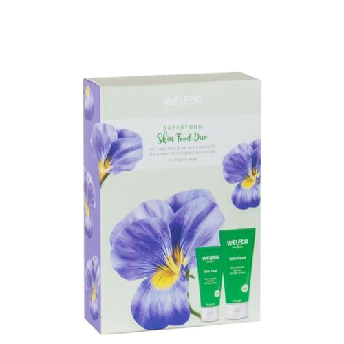 Weleda Superfood Skin Food Duo - Pack