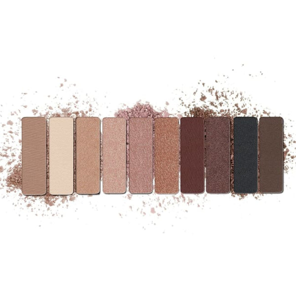 Wet n Wild Color Icon 10 Pan Eyeshadow Palette - Nude Awakening - Eyeshadow